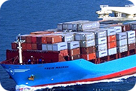 Sea and multimodal container transportation (FCL – Full container load)